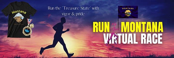 Run Montana Virtual Race image