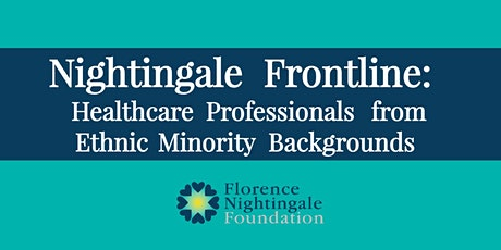 Support Session for Healthcare Professionals: Ethnic Minority Backgrounds tickets