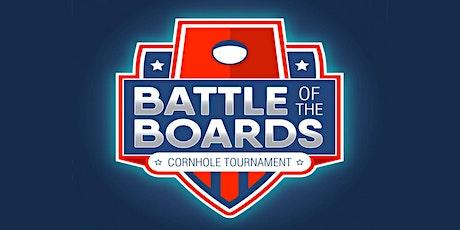 SAIL Battle of the Boards Cornhole Tournament tickets
