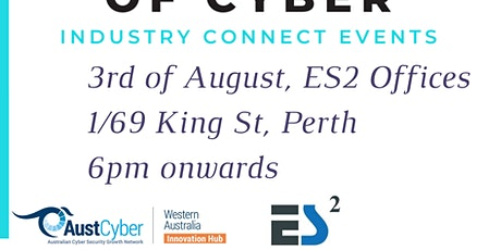 Students of Cyber - August Meetup @ ES2 tickets