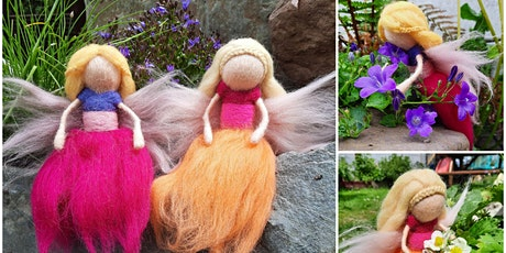 Cork Craft Month Workshop: Family and Friends Needle Felting tickets
