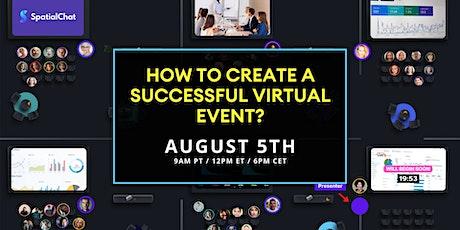 SpatialChat Demo Event #3 Tickets