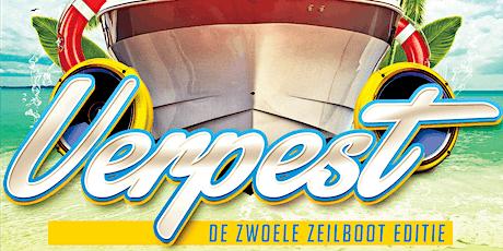 VERPEST (3e editie)- DE ZOMERSZWOELE ZEILBOOT EDITIE  - 31 JULI 2021 tickets