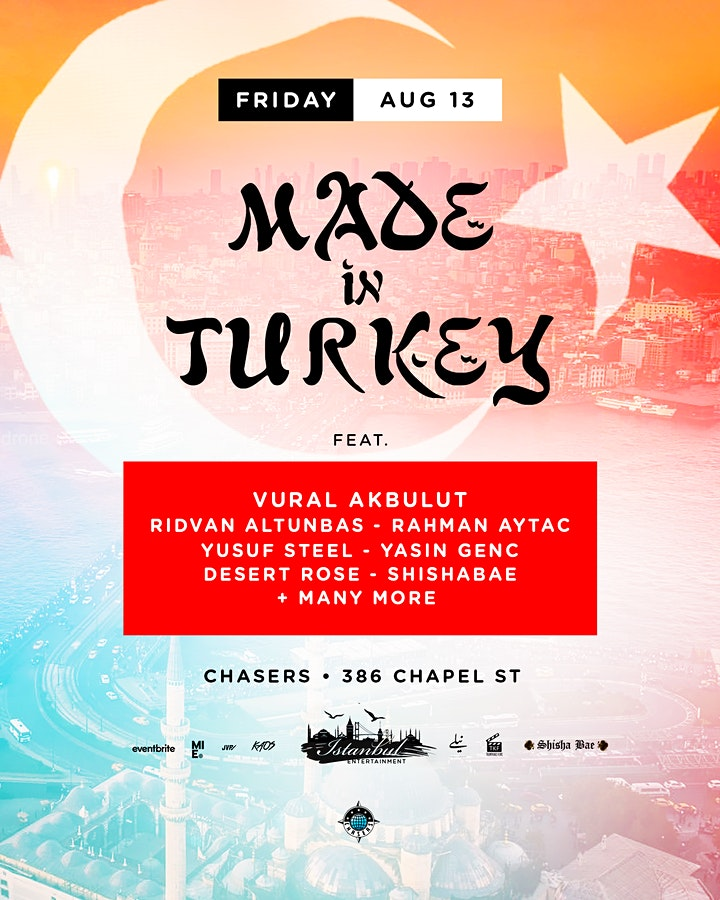 Made In Turkey - Friday August 13th image