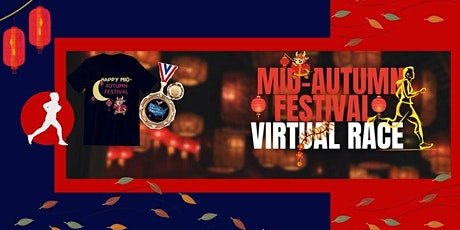 Mid-Autumn Festival Virtual Race tickets