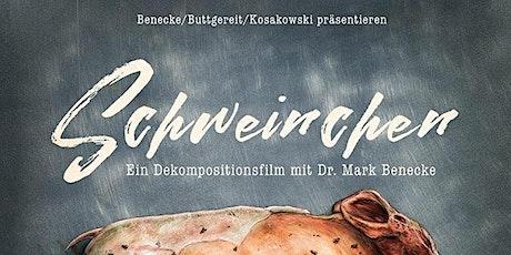 Schweinchen (Filmvorführung mit Dr. Mark Benecke) Tickets
