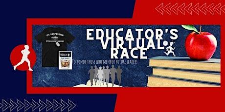 Educator's Virtual Race tickets
