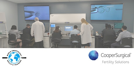 Embryo Biopsy with CooperSurgical at World Embryology Skills and Training tickets