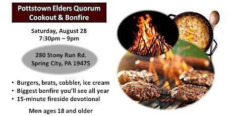 Elders Quorum Cookout & Bonfire tickets