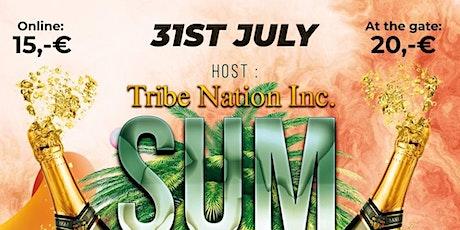 TRIB3 NATION INC.  SUMMER FESTIVAL  21/1 billets