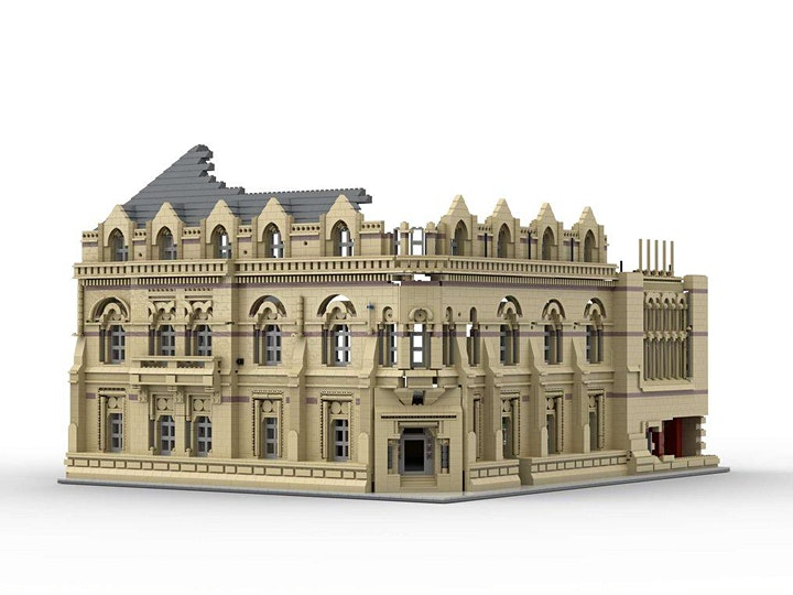 LEGO® Mini Model Workshop with artist, Steve Mayes image