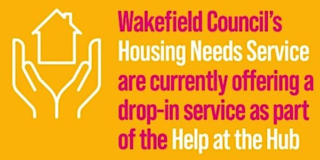Housing Needs Service, preventing homelessness due to housing related debt. tickets