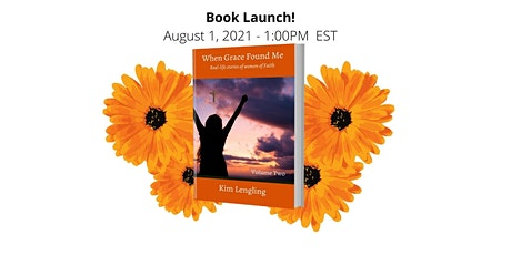 When Grace Found Me, Volume Two -BOOK LAUNCH tickets
