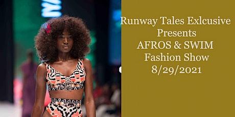 AFROS & SWIM Fashion Show tickets