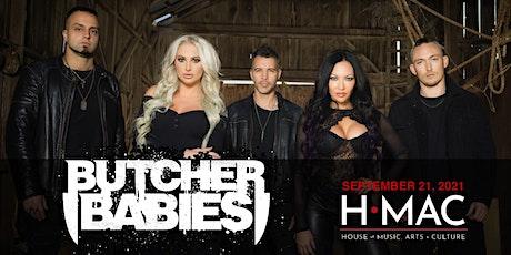 Butcher Babies tickets