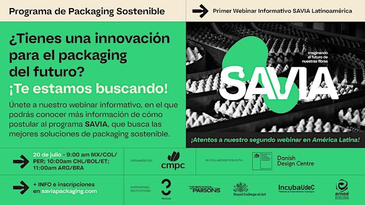 Imagen de Primer Webinar Informativo SAVIA Latinoamérica