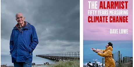 Public Lecture 'The Alarmist: Fifty Years Measuring Climate Change' tickets