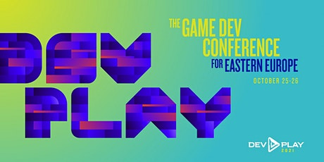 Dev.Play digital conference (#DevPlay2021) tickets