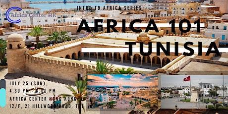 Africa 101 | Tunisia tickets