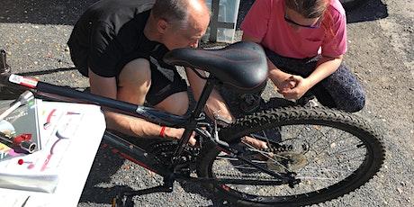 Bike maintenance course tickets