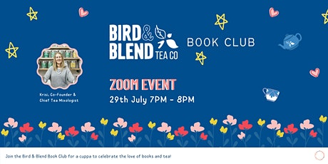 Bird & Blend Book Club with Julia Tuffs and the Corr sisters tickets
