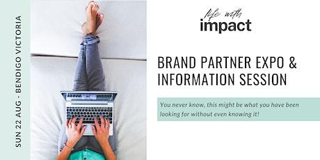 Brand Partner Expo & Information Session - Bendigo, VIC tickets