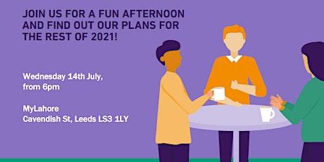 Volunteers Meet Up Leeds tickets