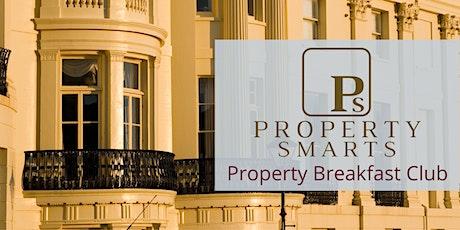 Property Smarts Breakfast Club - Oct '21 tickets