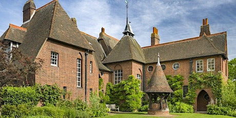 Timed tour of Red House (22  July - 24  July) tickets