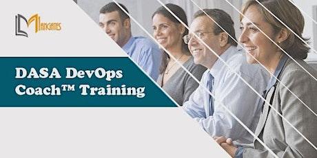 DASA DevOps Coach™ 2 Days Virtual Live Training in Canterbury tickets