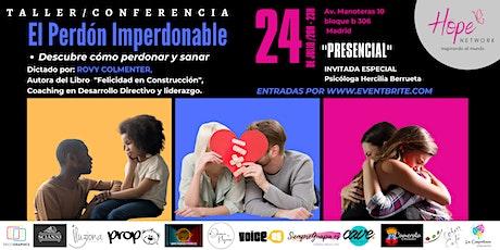 EL PERDÓN IMPERDONABLE tickets