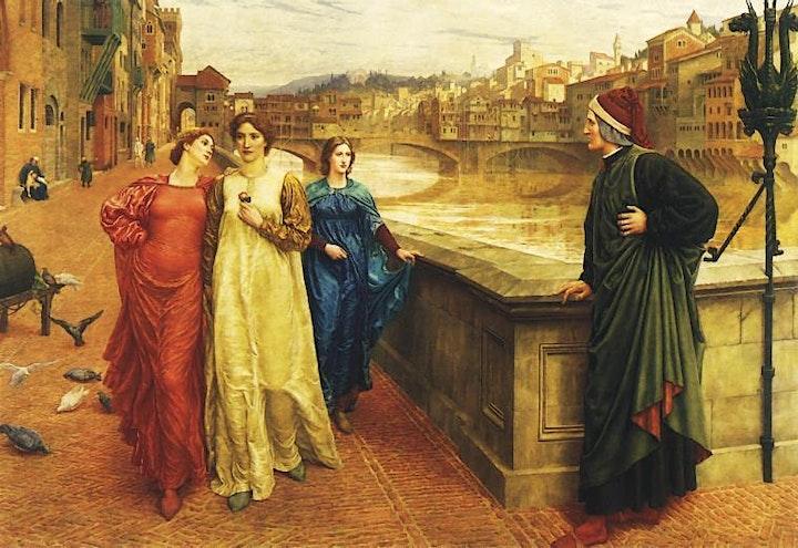 Immagine Non Solo Commedia. Dante e Beatrice, una lunga storia d'amore