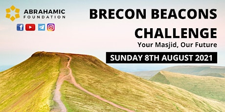 AF Brecon Beacons Challenge August 2021 tickets
