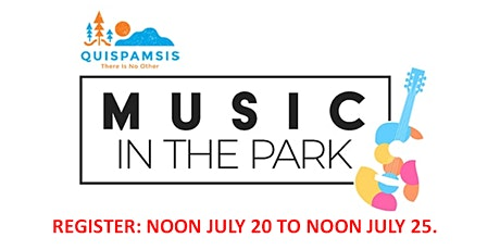 Music in the Park - Apryll Aileen tickets