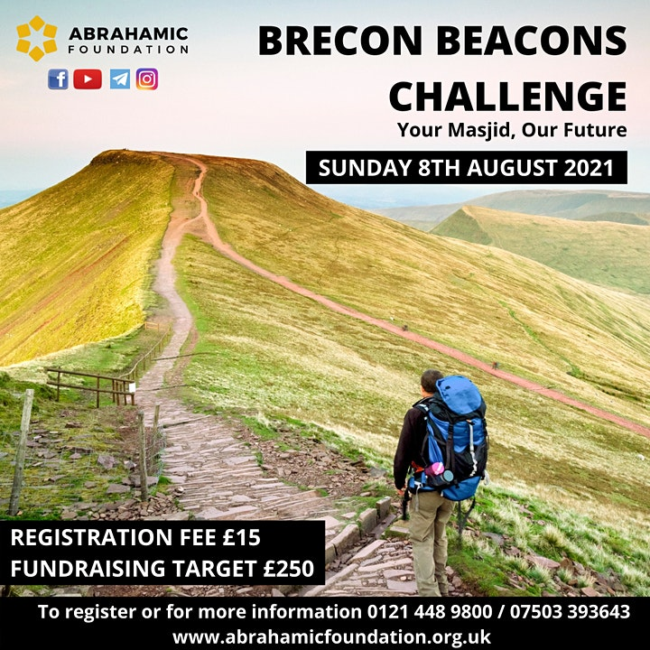AF Brecon Beacons Challenge August 2021 image
