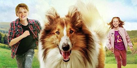 Ciné-famille en plein air | Lassie: la route de l'aventure (v.f.) billets