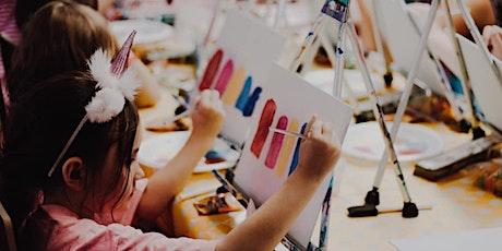 Kids Dip N' Paint tickets