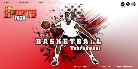 3 vs 3 Basketball Tournament tickets