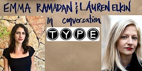 Virtual Book Launch for IN CONCRETE: Emma Ramadan and Lauren Elkin tickets