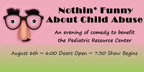 There's Nothing Funny About Child Abuse - An Evening of Comedy tickets