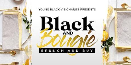 Black & Bougie, Brunch & Buy tickets
