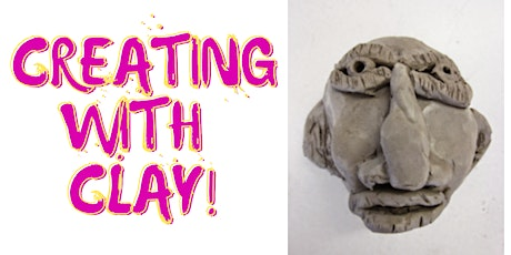 Creating With Clay - Summer of Smiles tickets