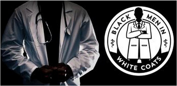 Documentary Film Black Men in White Coats   Screening & Film Discussion image
