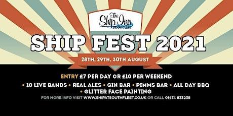 #Ship Fest 2021 tickets