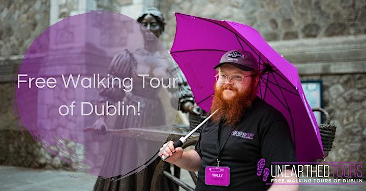 Free Tour of Dublin image