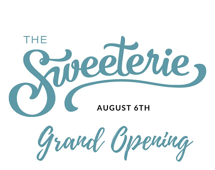Sweet Insiders Access  & Swag to The Grand Opening of The Sweeterie image
