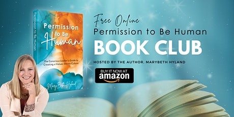 Permission to Be Human: Book Club - AMBASSADORS EDITION tickets