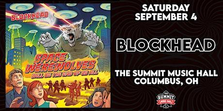 BLOCKHEAD at The Summit Music Hall - Saturday September 4 tickets