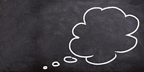 Speak the Word: online peer coaching workshop tickets