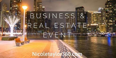 New York, NY  Real Estate & Business ONLINE Event tickets